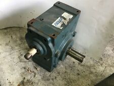 Dodge Tigear 2 35s25r Right Angle Gear Reducer 251 Ratio 78 In 15 Out