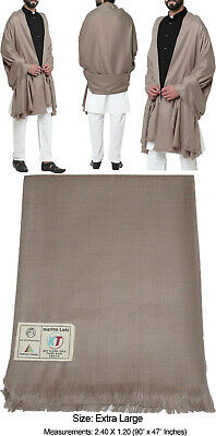 Mens Indian Traditional Lohi//Shawl for Prayer Meditation 100 in x 100 in
