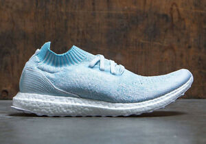 50ba7c5cf Adidas Ultra Boost Parley Uncaged size 12.5. CP9686 Ice Blue Teal ...