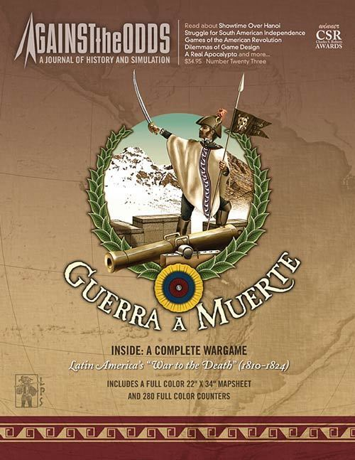 CONTRO the Odds - Guerra a muerte - LATINO America's to Death 1810-1824