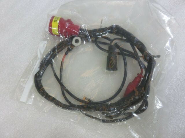 b6b new omc johnson evinrude 583179 motor cable wiring harness oem outboard