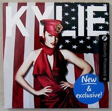 KYLIE MINOGUE * LIVE IN NEW YORK * UK EXCLUSIVE 5 TRK PROMO * HTF! * APHRODITE