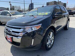 2013 Ford Edge LIMITED AWD NAVI BLUETOOTH PANO LOADED