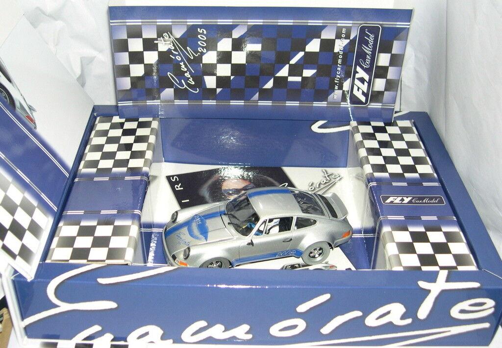 FLY 96063 S2005 SLOT CAR PORSCHE CARRERA CARRERA PORSCHE 911 EDIZIONE SPECIALE CATALOGO 2005 bb2238