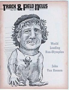 1972-Track-and-Field-News-Discus-Star-John-Van-Reenen-Oregon-Twilight-HS-Report