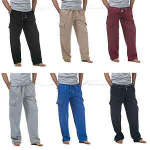 huge sale color brilliancy great quality Details about PROCLUB PRO CLUB MENS CASUAL CARGO SWEATPANTS FLEECE PANTS  HEAVYWEIGHT BIG TALL