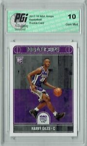 Details About Harry Giles 2017 2018 Hoops 270 Nba Rookie Card Pgi 10