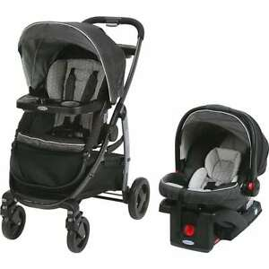Image Is Loading Graco Modes Click Connect Travel System Car Seat