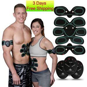 Bien Muscle Toner Machine. Abs Stimulateur. Muscle Ceinture (2-4 Jours De Livraison)-afficher Le Titre D'origine