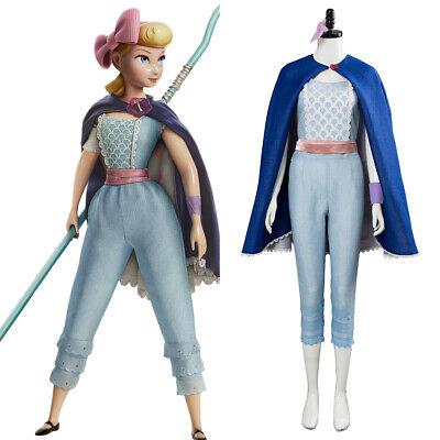 BO PEEP Robe FANTAISIE Fille Disney Toy Story 4 Shepherd KIDS FILM Costume Outfit