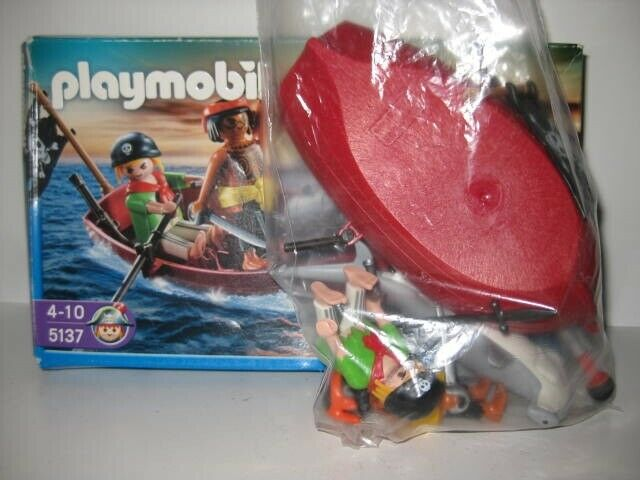 Figurer, Sørøvere, Playmobil