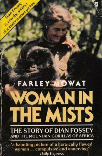 Woman In The Mists: Story of Dian Fossey and the Mountain Gori ,.9780708842515