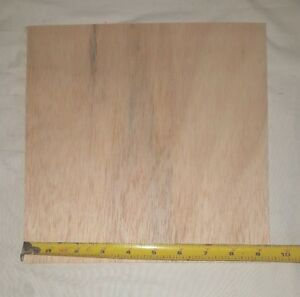 Details About Luan Plywood Squares 9 1 2 Square X 8 3 Ply Lot Of 10 Pieces