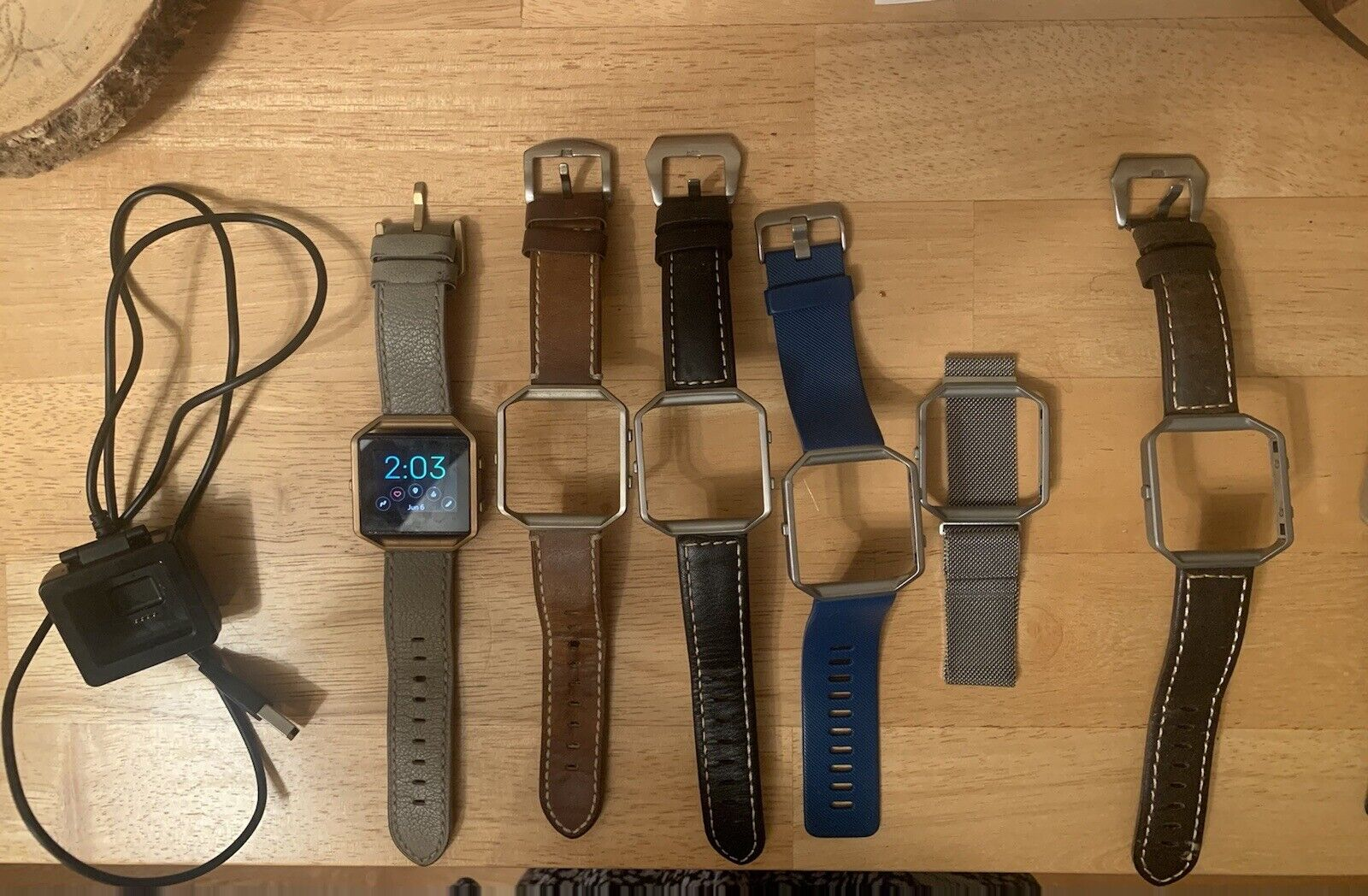 Fitbit Blaze FB502 Smart Fitness Watch Smartwatch Activity Tracker
