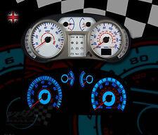 RENAULT CLIO MK2/3 SPORT 182 SPEEDO WHITE PLASMA DIAL KIT