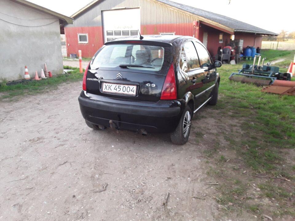 Citroën C3, 1,4 HDi Furio, Diesel