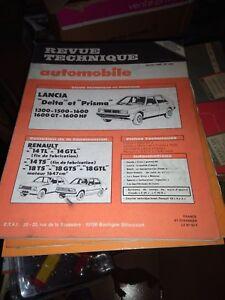 Revue Technique Automobile N°440 Lancia Delta Et Prima Qmonvtfm-08002821-605701897