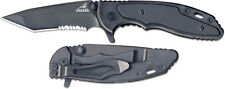 Gerber Torch II Tanto Couteau Tactical Tanto Serrated Acier 440 Titane G1586