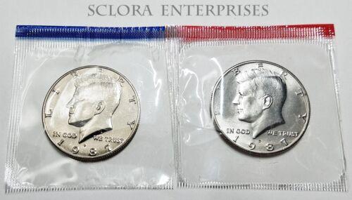 2003 P/&D Kennedy UNC Half Dollars  Free Ship 2 Coins