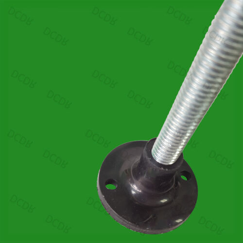 M10 Levelling Foot 110mm x 42mm Thread Surface Mountable Robust Adjustable Feet
