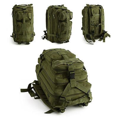 Buena Calidad 30L Táctico Asalto Militar Mochila/ Armada Mochila /Campamento Bag