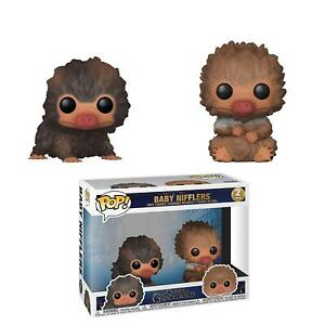 FANTASTIC-BEASTS-2-BABY-NIFFLERS-2-PACK-3-75-034-POP-VINYL-FIGURE-FUNKO-UK-SELLER