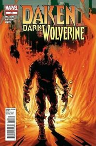 Daken-Dark-Wolverine-Vol-1-21-Near-Mint-NM-Marvel-Comics-MODERN-AGE