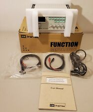 New In Box Gw Instek Gfg 8250 Function Generator Fires Up Un Tested Read