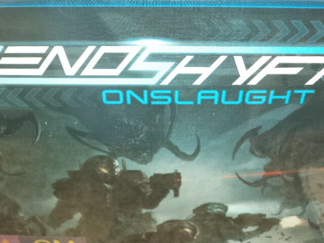 Xenoshyft Onslaught - CMON Games Board Game New