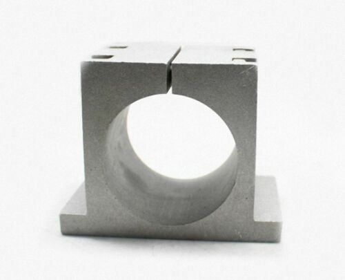 Select 48 to 125mm Spindle Motor Mount Bracket Diameter Clamp CNC Holder Housing