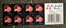 2014USA #4870a Forever The Star Spangled Banner (SSP) Booklet of 20  #S11111