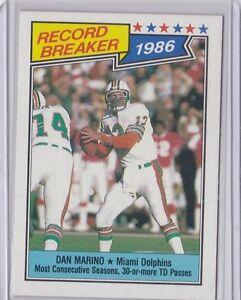 1987-DAN-MARINO-TOPPS-1986-RECORD-BREAKER-6-DOLPHINS