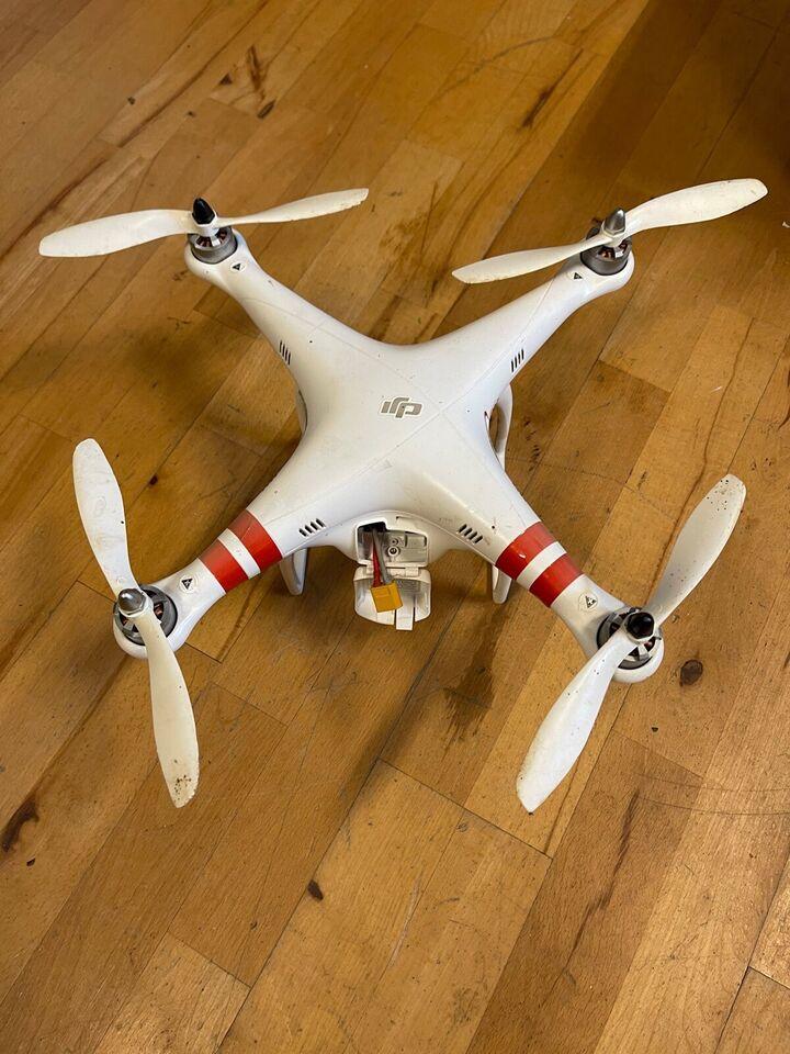 Drone, DJI Phantom