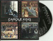 Carole King Remaster Sampler Promo Tapestry Really Rosie The City Maurice Sendak