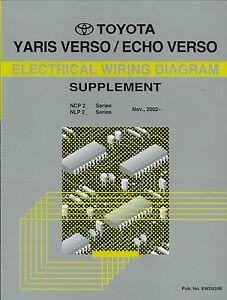 Pleasant 2002 Toyota Yaris Echo Elektrik Schaltplane Electrical Wiring Wiring Digital Resources Minagakbiperorg