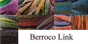 Berroco-Link-Super-Bulky-200g-Wool-Blend-Novelty-Yarn-Arm-Knit-Loom-Crochet-FS