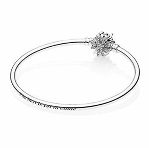 PANDORA-Fireworks-Bracelet-Size-19cm-7-5-inches-B801004-19-Sterling-Silver