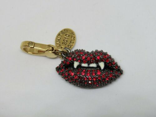 Juicy Couture Vampire Lips Charm