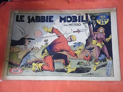 MISTERO ALBO GIGANTE RARA SERIE  N° 23  - ORIGINALE ALBI VICTORY 1947 -no RAGAR