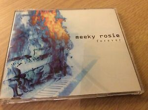 Meeky-Rosie-039-Forever-039-2-Track-CD-Single-Mint-Condition-2005