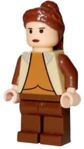 **NEW** LEGO Custom Printed LEIA ORGANA CLOUD CITY - 10123 Star Wars Minifigure
