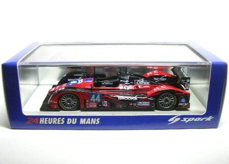 Norma M200P-Judd Bmw  44 Lm 2011 1 43 43 43 Model S2538 SPARK MODEL 05fbe4