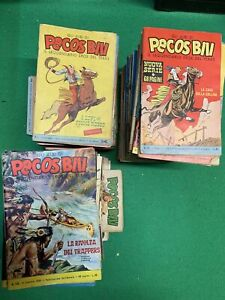 Pecos-Bill-Mondadori-Fasani-da-n-1-a-171-1960-63-EUG