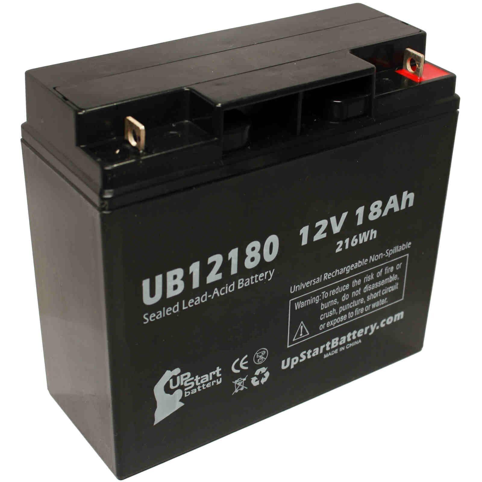 APC RBC7 1000 Battery UB12180 12V 18Ah Sealed Lead Acid SLA AGM