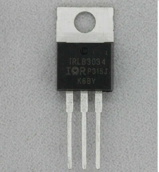 3Pcs IRLB3034PBF IRLB3034 HEXFET Power MOSFET TO-220 NEW