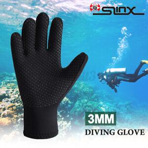 3MM Neoprene Wetsuit Skid-proof Gloves Socks Swimming Boots Diving Snorkeling