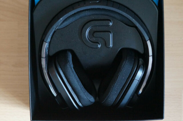 Logitech G933 Limited Edition Schwarz Headset für Multi-Plattform