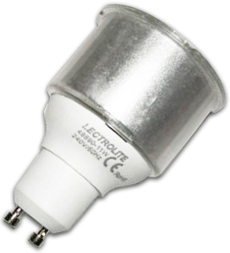 10 x gu10 giornata giornata giornata calda luce bianca frossoda lampadine da 11 = 50w Risparmio Energetico CFL lampade da soffitto 9ed6c0