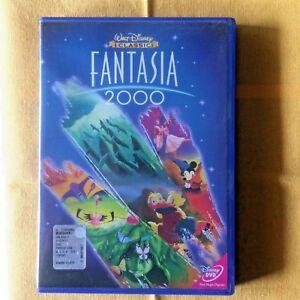 Fantasia 2000 topolino walt disney dvd italiano x bambini cartoni