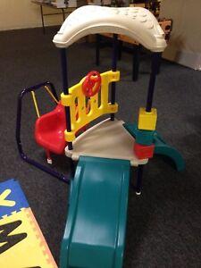 Hedstrom Playground Slide Swing Ebay